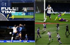 Tottenham thắng đậm đội hạng Nhất để giành quyền vào vòng 5 FA Cup