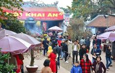 Nam Định dừng tổ chức Lễ hội Khai ấn đền Trần Xuân Tân Sửu