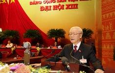 Tổng Bí thư, Chủ tịch nước trình bày Báo cáo của BCH Trung ương Đảng khóa XII về các văn kiện trình Đại hội XIII