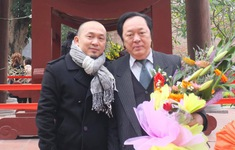 """Nhạc sĩ Quốc Trung: """"Con ước được gặp lại bố"""""""
