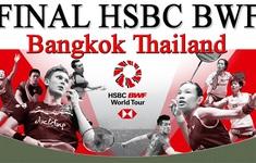 BWF World Tour Finals 2020 - giải đấu đáng chờ đợi của cầu lông thế giới
