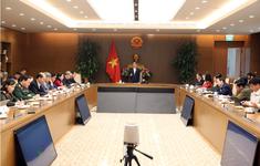 Phó Thủ tướng Vũ Đức Đam: Không lãng phí một giờ phút nào để khoanh vùng, dập dịch