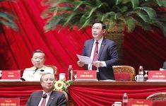 Đại hội XIII: 36 đại biểu tham luận về dự thảo các văn kiện Đại hội