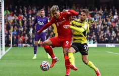 Firmino lập hat-trick, Liverpool thắng tưng bừng Watford