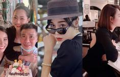 Diễn viên Việt tuần qua: Phương Oanh tìm thấy chân ái, loạt diễn viên vào viện mừng sinh nhật NSND Công Lý