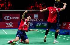 Chung kết Thomas Cup |  ĐT Trung Quốc - ĐT Indonesia (18h00, trực tiếp trên VTV5)