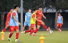 Giao hữu | U23 Việt Nam - U23 Kyrgyzstan | Bài kiểm tra cuối cùng