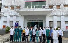 Y, bác sĩ TP Hồ Chí Minh lên đường hỗ trợ các địa phương chống dịch