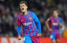 Vòng 9 La Liga | Coutinho lập công, Barcelona ngược dòng ấn tượng trước Valencia