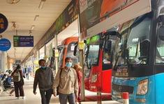 Bộ GTVT hướng dẫn tổ chức vận tải hành khách theo 4 cấp độ dịch