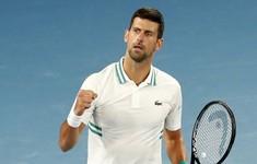 Novak Djokovic thừa nhận khả năng vắng mặt tại Australia mở rộng 2022