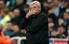 Newcastle sa thải HLV Steve Bruce