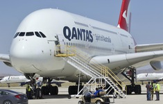 Hãng hàng không Qantas chuẩn bị mở lại các chuyến bay quốc tế từ Sydney