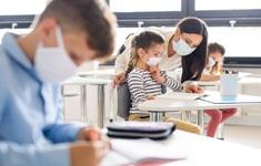 Thủ đô Mỹ mở cửa trường học an toàn, tiêm vaccine COVID-19 cho học sinh trong tháng 11