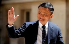 Jack Ma xuất hiện ở châu Âu