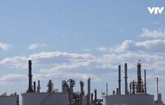 Giá dầu thế giới tăng gần mức cao nhất trong nhiều năm