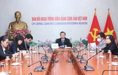 Việt Nam - Trung Quốc tổ chức tọa đàm trực tuyến chuyên đề về phòng chống dịch COVID-19