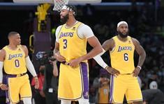 Phong độ đáng lo ngại của Los Angeles Lakers thời điểm hiện tại
