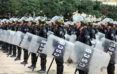 Đề xuất bổ sung 2 nhiệm vụ, 2 quyền hạn cho cảnh sát cơ động