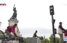 """Paris thúc đẩy mục tiêu """"Thủ đô xe đạp"""""""