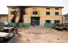Gần 600 tù nhân trốn thoát khỏi nhà tù ở Nigeria