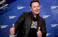 Elon Musk kiếm 36 tỷ USD sau 1 đêm