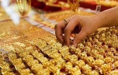Giá vàng tiếp đà tăng mạnh
