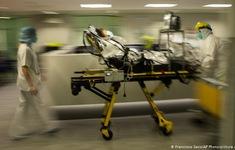Số ca mắc mới COVID-19 tại Bỉ tăng mạnh hơn 70%
