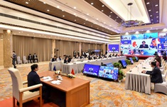Thủ tướng Phạm Minh Chính đề nghị ASEAN - Nhật Bản phối hợp kiểm soát tốt đại dịch, phục hồi các chuỗi cung ứng