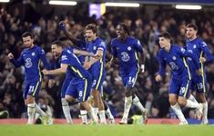 Chelsea 1-1 Southampton (pen 4-3) | Loạt sút luân lưu may rủi