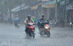 Trong vài giờ tới, cảnh báo mưa lớn ở Trung Bộ và Tây Nguyên, có nơi trên 100mm