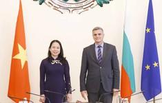 Việt Nam là đối tác ưu tiên của Bulgaria tại châu Á