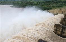 Thủy điện sông Ba Hạ tăng lưu lượng xả lũ