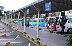 Bến xe Hà Nội vắng bóng xe khách liên tỉnh