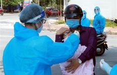 Xuất hiện ổ dịch phức tạp, Nam Định nâng cấp độ phòng, chống COVID-19 trên toàn thành phố