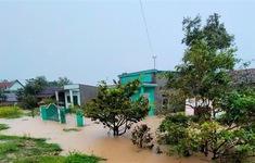 Mưa lớn gây ngập hàng trăm ngôi nhà và thiệt hại sản xuất nông nghiệp ở Đắk Lắk