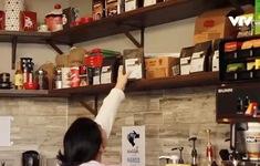 Cà phê Việt đắt khách trên đất Mỹ