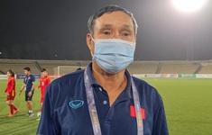 """HLV Mai Đức Chung: """"Đội tuyển nữ Việt Nam quyết tâm giành vé dự World Cup"""""""