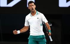 Djokovic cân bằng kỷ lục ấn tượng của Roger Federer