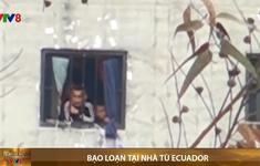 Bạo loạn tại nhà tù ở Ecuador