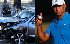Sau tại nạn, Tiger Woods hiện đã tỉnh táo và đang trong quá trình hồi phục