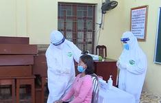 Gần 1.000 sinh viên được huy động tham gia lấy mẫu xét nghiệm COVID-19