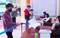 Nghệ An: Đảm bảo phòng chống dịch cho công dân làm thủ tục xuất cảnh