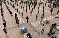 Hải Dương cách ly cụm dân cư 177 người ở huyện Thanh Hà