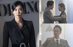Penthouse 2: Ác nữ Cheon Seo Jin và Joo Dan Tae trở mặt