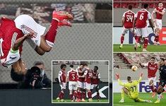 Arsenal 3-2 Benfica: Rượt đuổi nghẹt thở, thắng lợi cảm xúc!