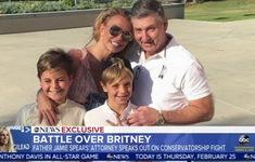 Luật sư của bố Britney Spears lên tiếng: Ông ấy chỉ muốn tốt cho con gái mình