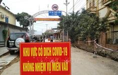 Dịch COVID-19: Quảng Ninh dỡ phong tỏa địa phương cuối cùng