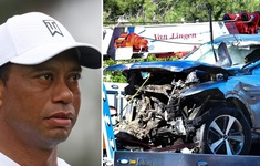 Tiger Woods chuyển tới Los Angeles để điều trị sau tai nạn