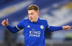 Leicester City đàm phán gia hạn với Harvey Barnes